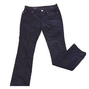 Ann Taylor Modern Skinny Black Jeans